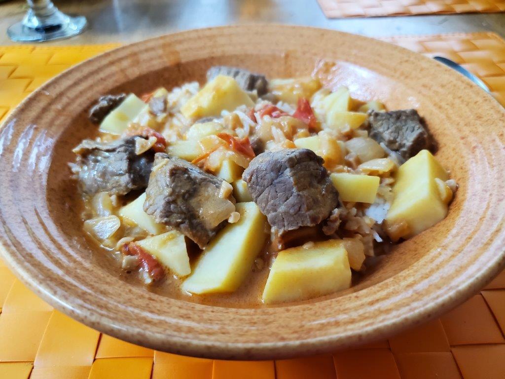 Gambian stew